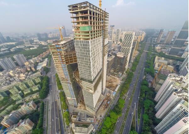 中電建-成都云立方項目